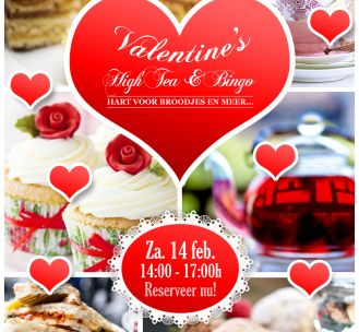 Valentine's High-Tea